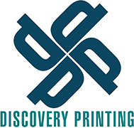 DISCOVERY PRINTING, Logo